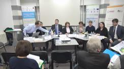 """Masa rotundă națională """"Economia Verde. Fabricat în Moldova"""", ediția a II-a"""