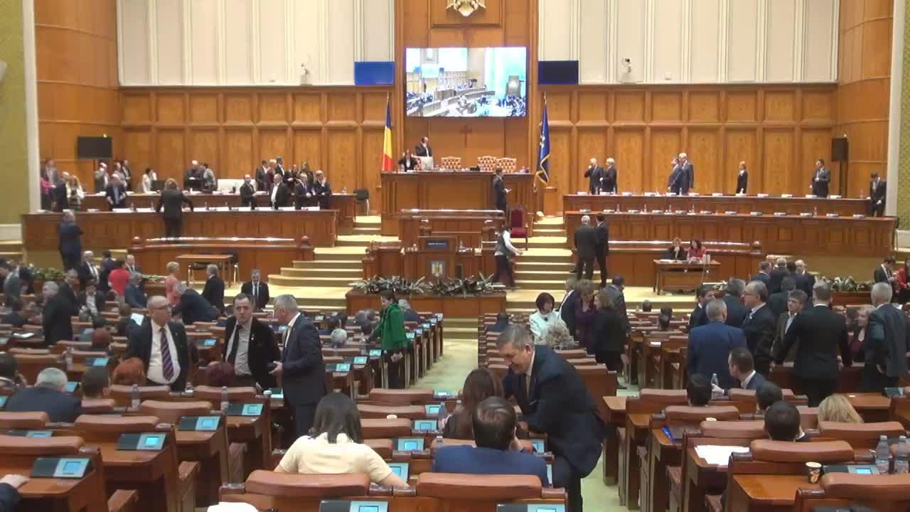 Mesajul Președintelui României, Klaus Iohannis, în cadrul ședinței comune a Camerei Deputaților și Senatului României din 7 februarie 2017