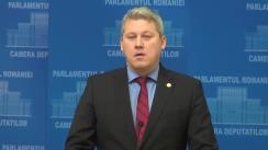 Declarații de presă susținute de prim-vicepreședintele PNL, Cătălin Predoiu