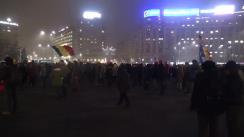 """Protest """"Nu cedam #rezistăm"""""""