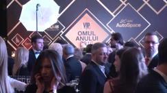 """Gala Revistei VIP MAGAZIN """"Omul Anului 2016"""""""