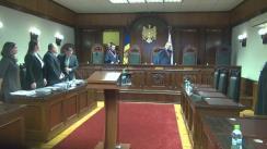 Curtea Constituțională a Republicii Moldova examinează dacă corespund Constituției prevederile Codului educației privind autonomia universitară