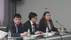 Dezbateri publice asupra proiectului Legii auditului situațiilor financiare