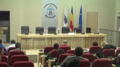 Întrunirea Comandamentului de iarnă de către Primarul General, Gabriela Firea
