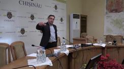 Ședința Consiliului Municipal Chișinău din 9 februarie 2017