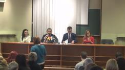 Dezbaterea proiectului de Hotărâre a Guvernului pentru aprobarea Metodologiei privind modul de calcul și procedura de avizare și aprobare a prețurilor maximale ale medicamentelor de uz uman cu autorizație de punere pe piață în România