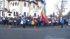 Protest ANTI - Iohannis