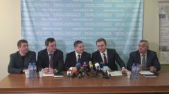 Conferință de presă organizată de Ministerul Transporturilor și Infrastructurii Drumurilor privind noile metode de plată a vinietei