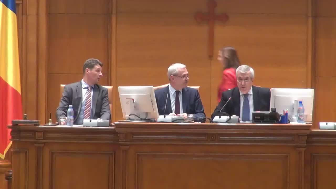 Ședința comună a Camerei Deputaților și Senatului României din 13 februarie 2017 - organizarea unui referendum național consultativ, cu privire la continuarea luptei împotriva corupției și asigurarea integrității funcției publice