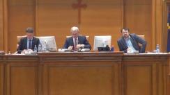 Sesiune de acomodare cu votul electronic a Camerei Deputaților României