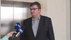 Declarațiile lui Dorin Dușciac după interviul pentru funcția de Director al Consiliului de administrație al Agenției Naționale pentru Reglementare în Energetică