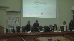 """Conferința de presă cu tema """"Reforma sectorului Sănătății în Republica Moldova"""""""