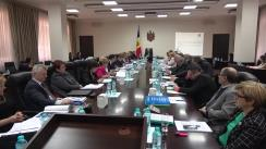 Ședința Consiliului Național pentru Drepturile Persoanelor cu Dizabilități din 16 februarie 2017