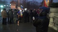 "Protest ""Anti-Iohannis"""