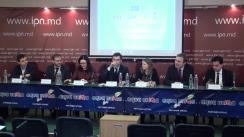 """Conferință de presă organizată de Asociația pentru Politica Externă cu tema """"Comunicarea Vectorului European într-un Nou Context de Securitate Regională"""""""