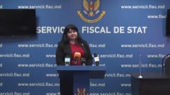 """Briefing organizat de Inspectoratul Fiscal Principal de Stat cu tema """"Prezentarea declarațiilor cu privire la impozitul pe venit  pentru anul 2016"""""""