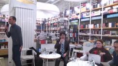 Dezbatere organizată de Frontline Club Bucharest privind Ordonanțele de Urgență 13 și 14