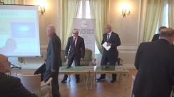 """Dezbaterea organizată de Fundația Europeană Titulescu cu tema """"Alegerile prezidențiale din Franța – moment important pentru viitorul Europei"""""""