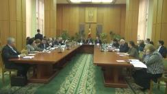 Ședința Comisiei naționale pentru consultări și negocieri colective din 23 februarie 2017