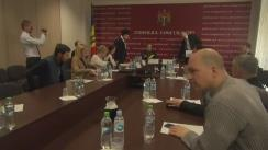 Ședința organizată de Consiliul Concurenței cu Agenția Turismului a Republicii Moldova și reprezentanții pieței hoteliere