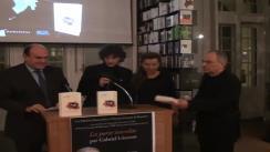 """Lansarea cărții """"La porte interdite"""" de Gabriel Liiceanu"""