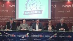 """Conferința de presă cu tema """"Partidul Platforma Demnitate și Adevăr este alături de producătorii autohtoni"""""""