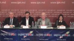 """Conferință de presă susținută de Maia Sandu, Andrei Năstase, Viorel Cibotaru și Oazu Nantoi cu tema """"Cu privire la comemorarea a 25 de ani de la începutul acțiunilor de luptă pentru apărarea integrității și independenței Republicii Moldova"""""""