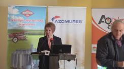 Lansarea primei platforme de consultanță agricolă din România, specializată pe  managementul integrat al inputurilor agricole: www.agrim.ro., de către Universitatea de  Științe Agricole și Medicină Veterinară Cluj-Napoca