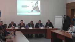 """Dezbaterea organizată de Fundația Universitară a Mării Negre cu tema """"Doctrine de Securitate și Război Informațional"""""""
