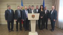 Declarația fracțiunii PL înainte de ședința Parlamentului Republicii Moldova din 2 martie 2017