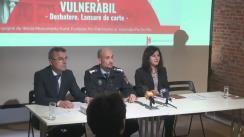 """Dezbaterea """"București - Orașul vulnerabil"""""""