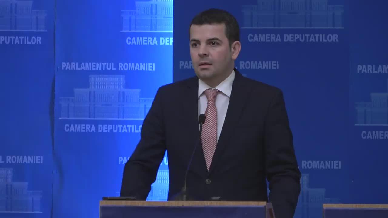 Declarații de presă după ședința coaliției de guvernare PSD-ALDE