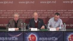 """Conferință de presă cu tema """"Poziția Partidului Verde Ecologist față de modificarea sistemului electoral și introducerea votului uninominal"""""""