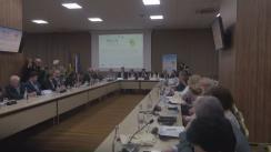 """Conferința de lansare a Proiectului Twinning """"Consolidarea Agenției Medicamentului și Dispozitivelor Medicale a Republicii Moldova ca agenție de reglementare în domeniul medicamentelor, dispozitivelor medicale și activității farmaceutice"""""""