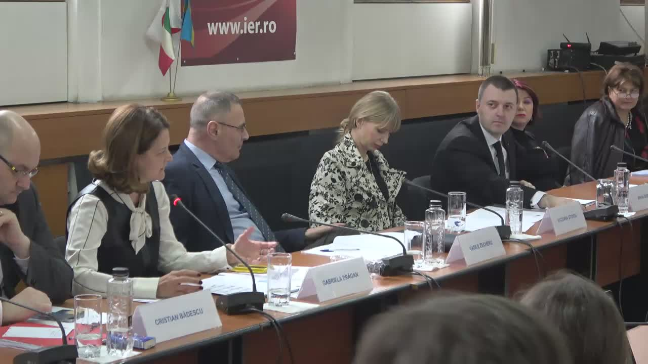 """Dezbaterea """"Impactul migrației asupra pieței muncii la nivel european. Cum răspunde România noilor provocări?"""""""