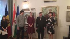 Vernisarea expoziției de pictură Gheorghe Lisița și Veronica Iftodii, cu ocazia aniversării a 80-a a eminentului om de cultură, Eugen Doga