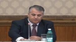 """Dezbaterea pe tema """"Soluționarea conflictului transnistrean sau transnistrizarea R. Moldova?"""""""