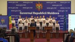 """Gala de premiere a învingătorilor Concursului republican pentru elevi """"Limba noastră-i o comoară"""""""