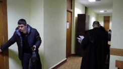 """Ședință de judecată în dosarul liderului """"Partidului Nostru"""", Renato Usatîi"""