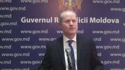 Declarațiile lui Vitalie Tarlev după ședința Guvernului Republicii Moldova din 15 martie 2017