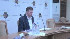 Ședința săptămânală a serviciilor primăriei Chișinău din 20 martie 2017