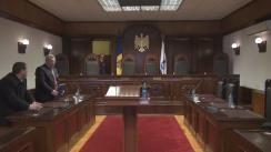 Hotărârea Curții Constituționale la sesizarea dacă corespunde Constituției Legea finanțelor publice care stabilește răspunderea juridică pentru neexecutarea contractelor încheiate cu o instituție bugetară