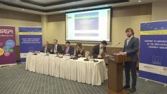 """Lansarea Proiectului Uniunii Europene """"Suport pentru asigurarea respectării drepturilor de proprietate intelectuală (DPI)"""" în Republica Moldova"""