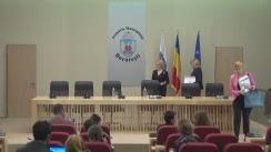 Declarație de presă susținută de Primarul General, Gabriela Firea, și Comisarul european pentru politici regionale, Corina Crețu