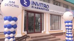 Deschiderea centrului de recoltare INVITRO DIagnostiscs din bd. Mircea cel Bătrân 3