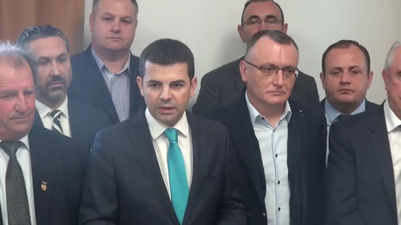 Declarație de presă susținută de co-președintele ALDE, Daniel Constantin