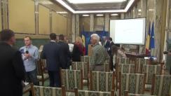 """Semnarea Protocolului de Colaborare între Ministerul pentru Românii de Pretutindeni și Ministerul Tineretului și Sportului pentru lansarea programului taberele """"ARC"""""""