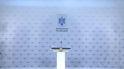 Declarația de presă a Purtătorului de cuvânt al Președintelui României, Mădălina Dobrovolschi