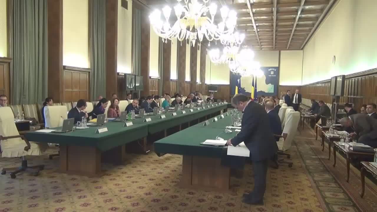Ședința Guvernului României din 22 martie 2017