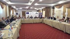 """Conferința de evaluare a proiectului """"Transparența și responsabilitatea autorităților locale prin activități comune mass-media și ONG-uri"""""""